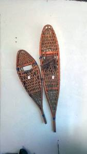 2 Pair of Snowshoes