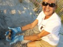 The Blue Giraffe Celebrates Year #3 with a Sea Turtle Event