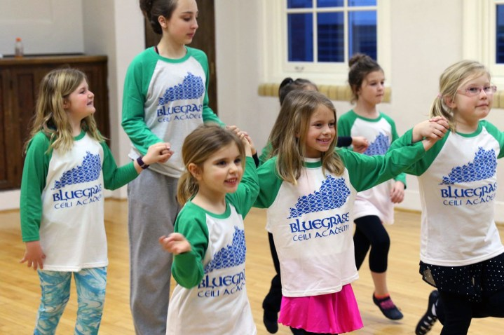 Bluegrass Ceili Academy Irish dance classes in Lexington