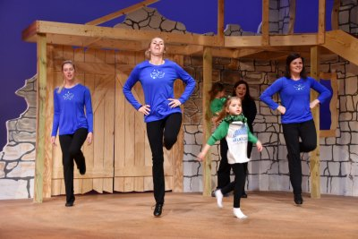 Irish Dance March Madness with Bluegrass Ceili Academy