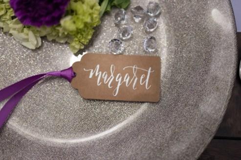 Bluegrass Chic Rustic Glam Backyard Bridal Shower