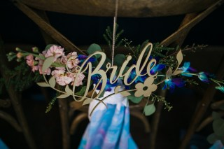 Watercolor Styled Shoot; Swanky I Do's