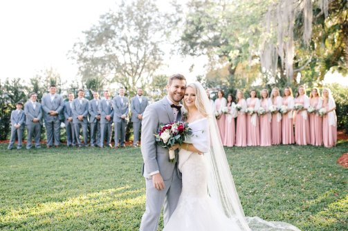southern wedding, estate wedding, florida theme, jewel tone floral, orlando florist,