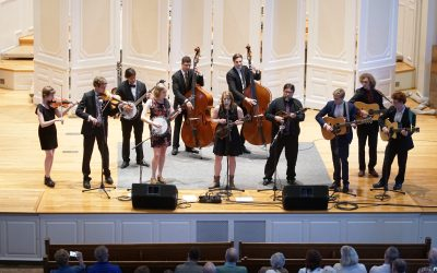 Bluegrass college bands to showcase October 1-2 in Raleigh