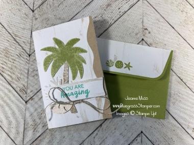 A Little Smile Kit Mini Card 1