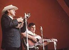 Bill Monroe & Doc Watson 1963