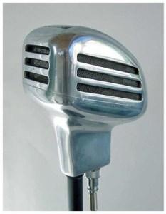Amperite microphone