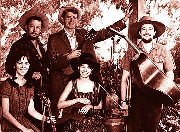 The Original Scragg Family, Mountain Drive, Santa barbara, CA 1962.