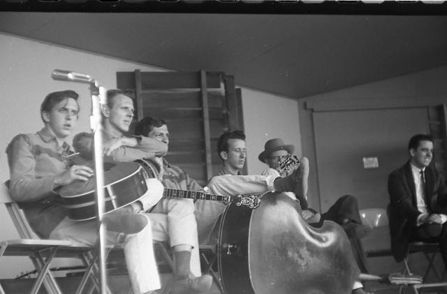 The Dillards, Monterey 1963