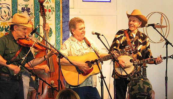 Rodney & Doug Dillard band