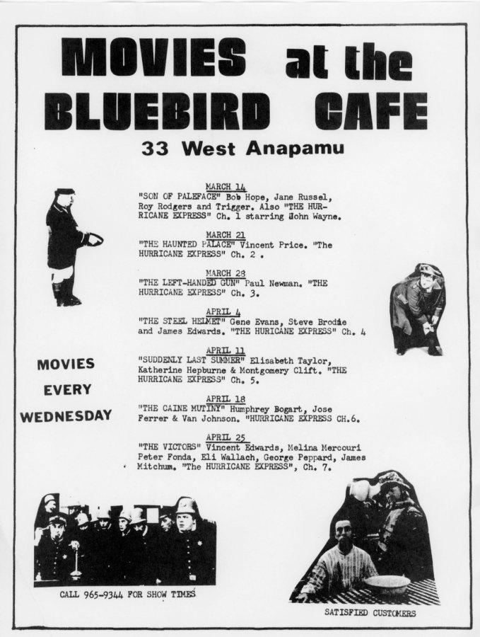 Movie flyer