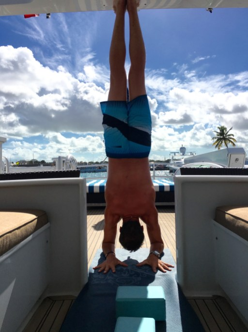 Yacht Yoga