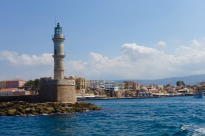 Chania Harbor, Crete