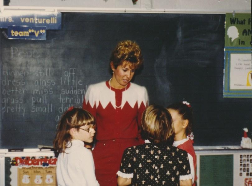 Teaching school