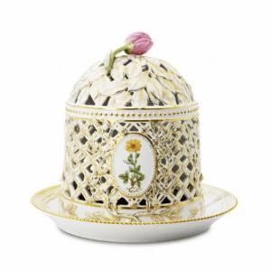 Flora Danica Ice Cream Dome