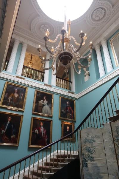Ballyfin Stairwell