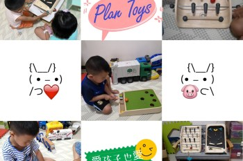 玩木玩也能愛地球,愛孩子也愛地球-Plan Toys