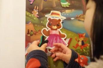 『3Y11M』孩子們的創作教具●MIT的磁鐵達人●給孩子一個簡單的白板牆,小小磁鐵大大創意