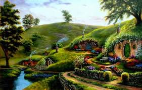 I Want to To Live in the Shire