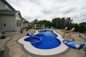 Allure Blue Hawaiian Pools of Michgan Leisure Pools (3)