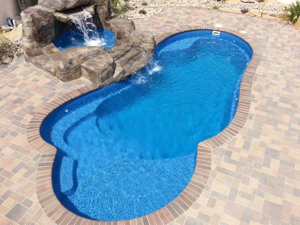 Eclipse Blue Hawaiian Pools of Michigan Leisure Pools (2)