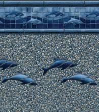 in ground vinyl liner swimming pool michigan blue hawaiian pools of michigan Dolphin_Seabrook