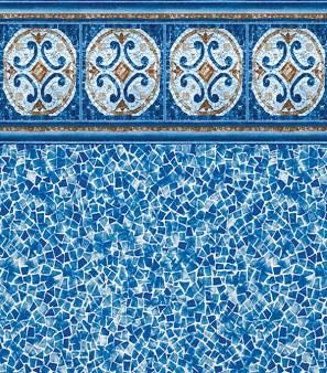 in ground vinyl liner swimming pool michigan blue hawaiian pools of michigan Hampton_Seaglass