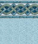 in ground vinyl liner swimming pool michigan blue hawaiian pools of michigan Marble_Inlay