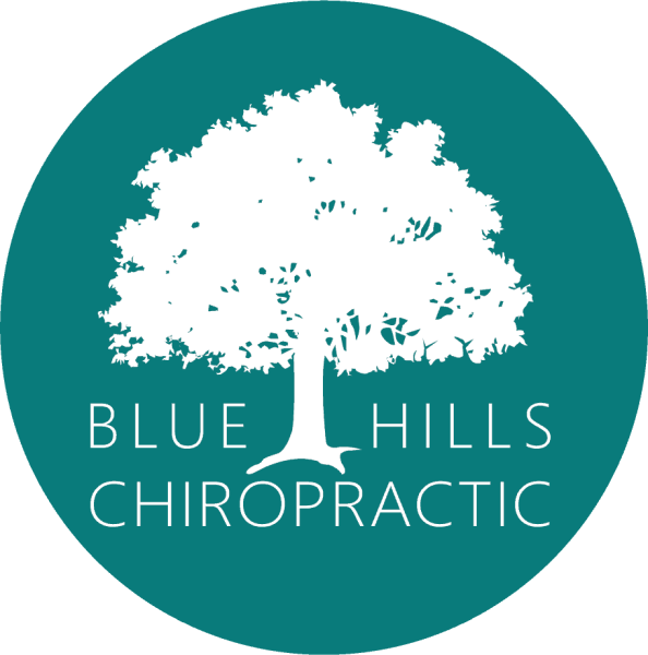 Blue Hills Chiropractic Logo