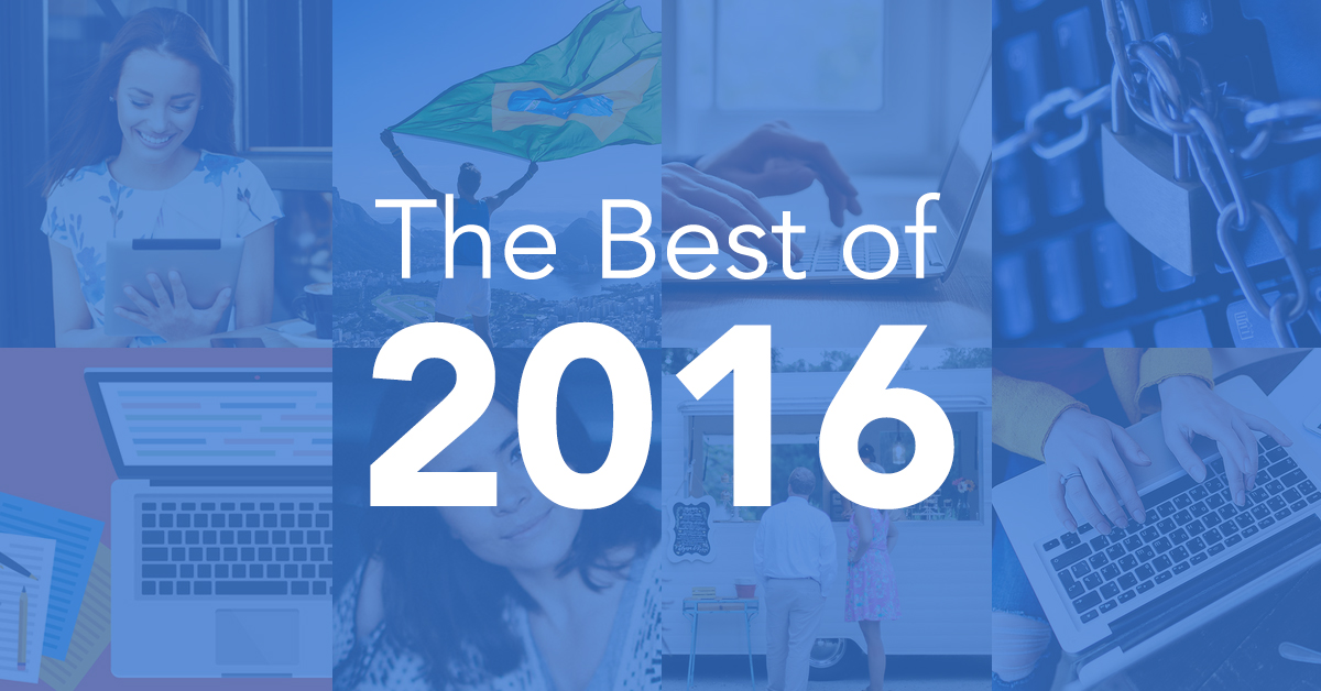 Bluehost Blog's 2016 Greatest Hits