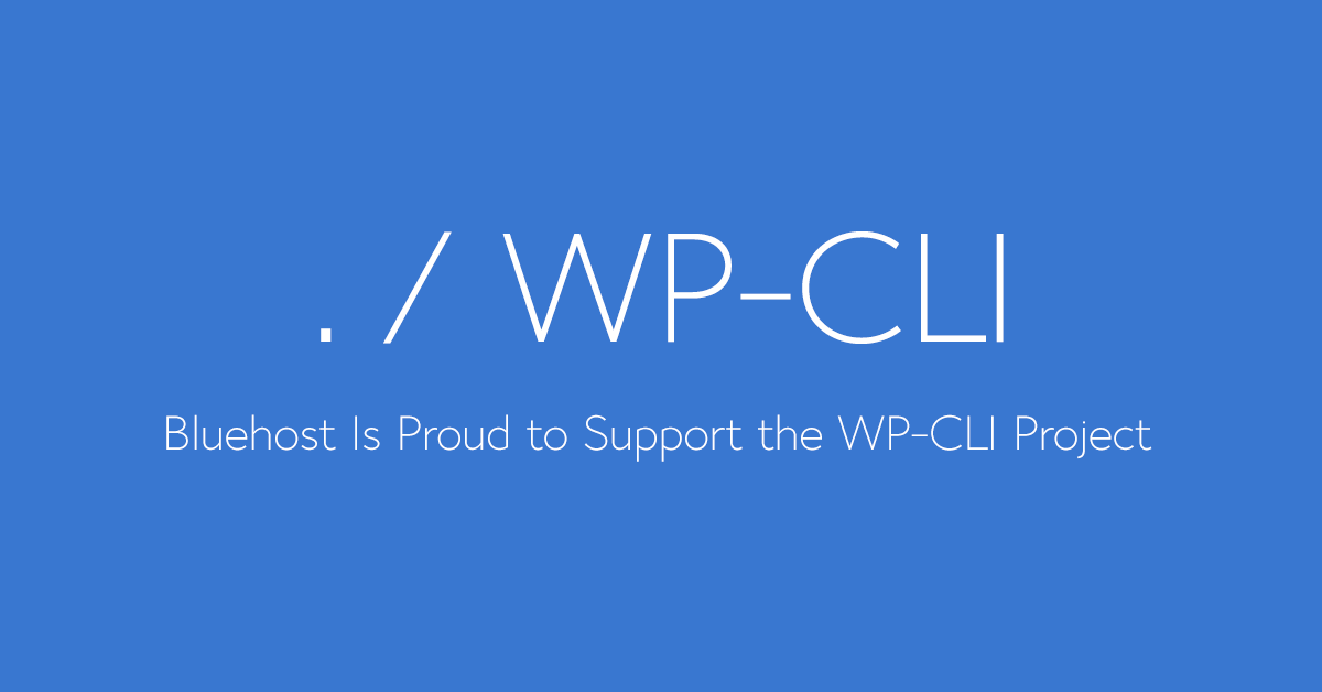 WP-CLI Project