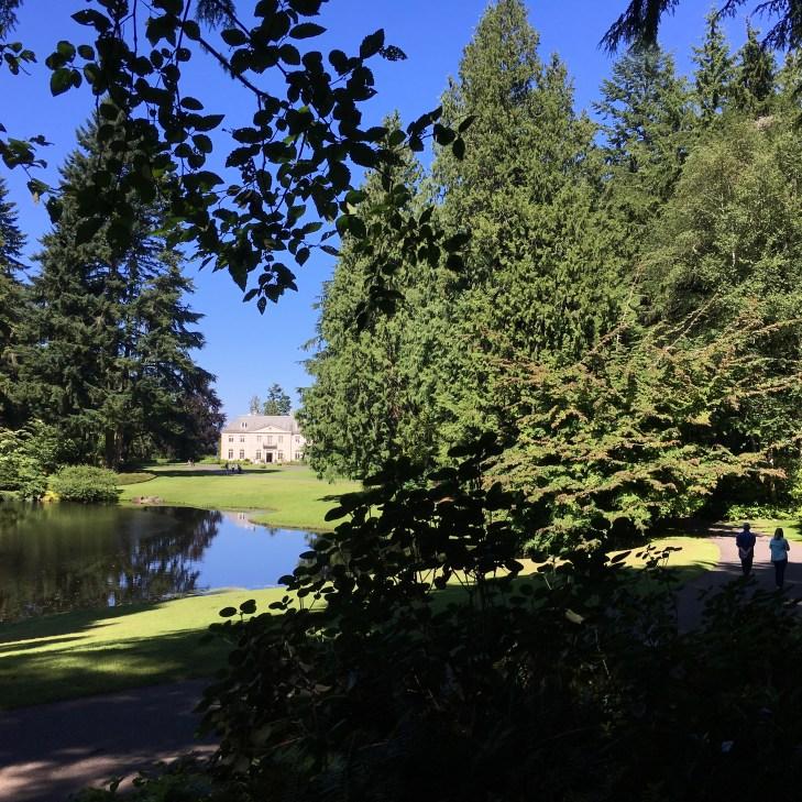 Photo of Bloedel Reserve House