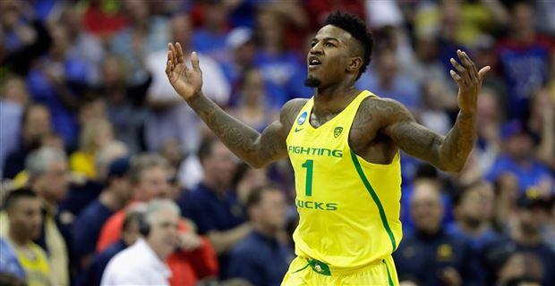 NBA Mock Draft 1.0: Lonzo Falls