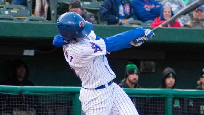 Cubs Drop in Standings, Lose Two to Lansing
