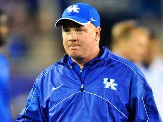 Kentucky Loses Left Tackle Mosier for Season