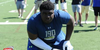 Mekhi Becton: Louisville's Big Man on Campus