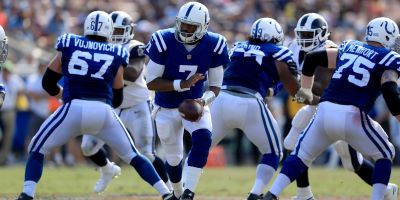Jacoby Brissett makes Colts debut