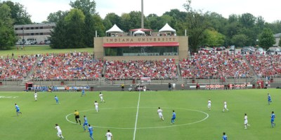 Top-Ranked IU Soccer Ready to Battle Notre Dame