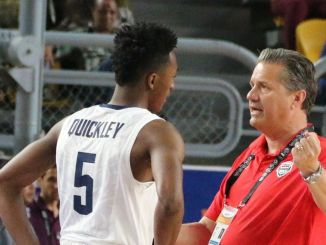 Working Quickley: Cats Launch 2018 Recruiting