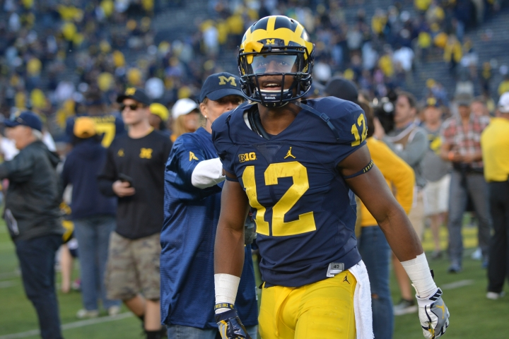 Michigan Football Week in Review: Week Four