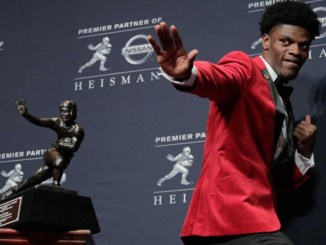 Jackson Still Heisman Favorite Until Proven Otherwise