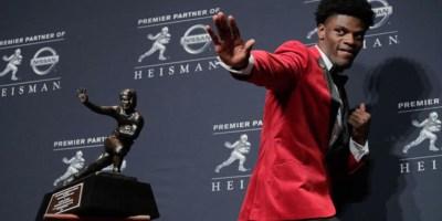 Jackson Still Heisman Favorite Until Proven Otherwise