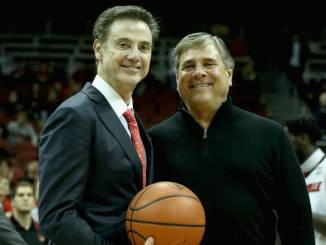 """Pitino and Jurich """"Effectively Fired,"""" Louisville Moves On"""