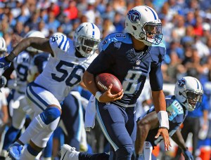 Indianapolis Colts at Tennessee Titans
