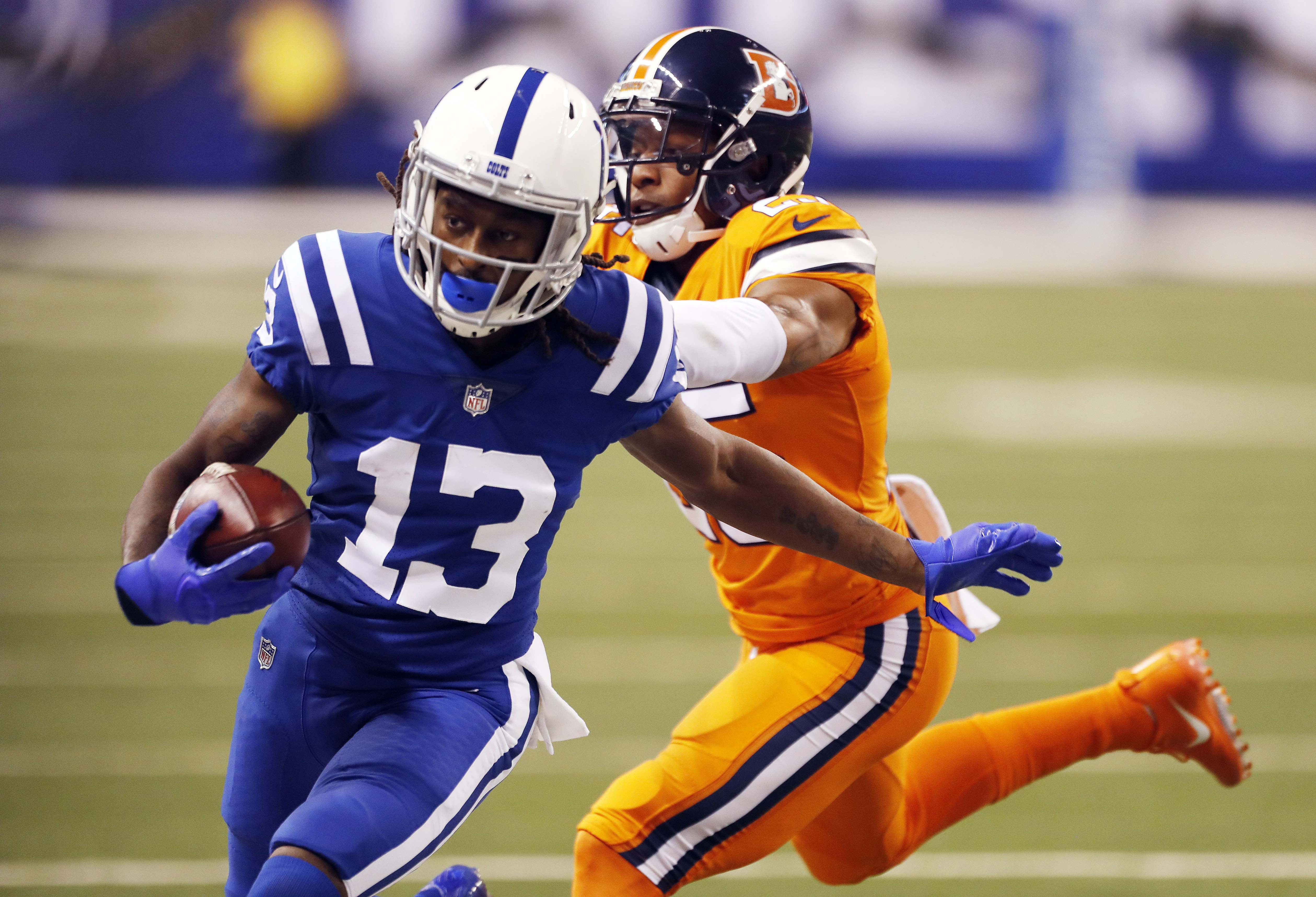 Colts' Hilton to replace Bengals' Green on Pro Bowl roster