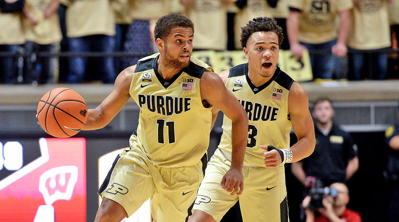 No. 3 Purdue edges MI, stays flawless in Big Ten play