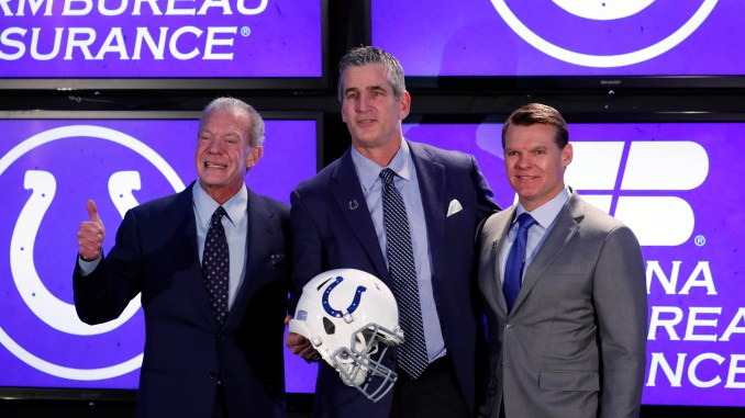 Frank Reich, Indianapolis Colts