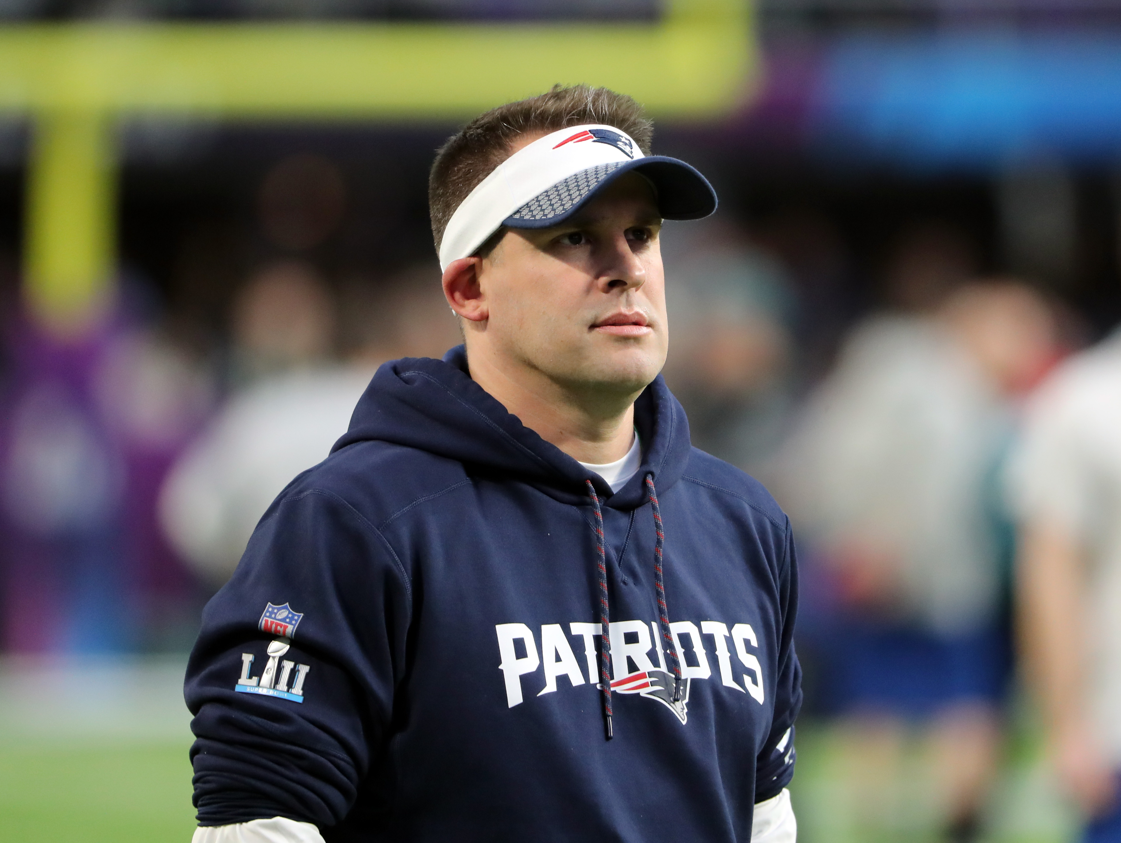 Colts announce Josh McDaniels hired as new coach, Patriots purge officially underway