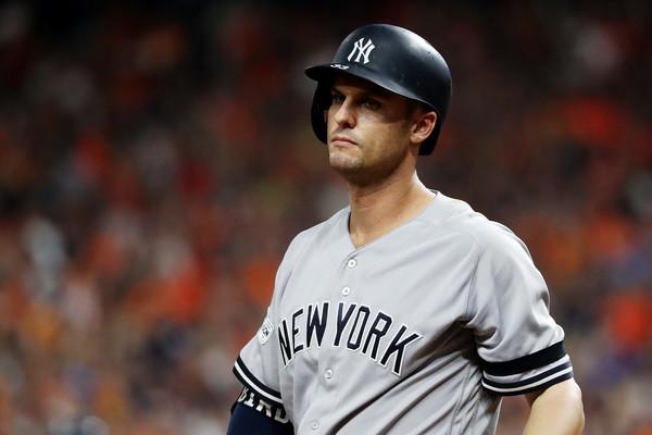 Yankees say Greg Bird has inflammation in foot