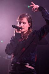 Christine and the Queens...Héloïse Letissier is French for awesome.